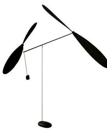 Mobile 2 hélices l'Atelier d'exercices