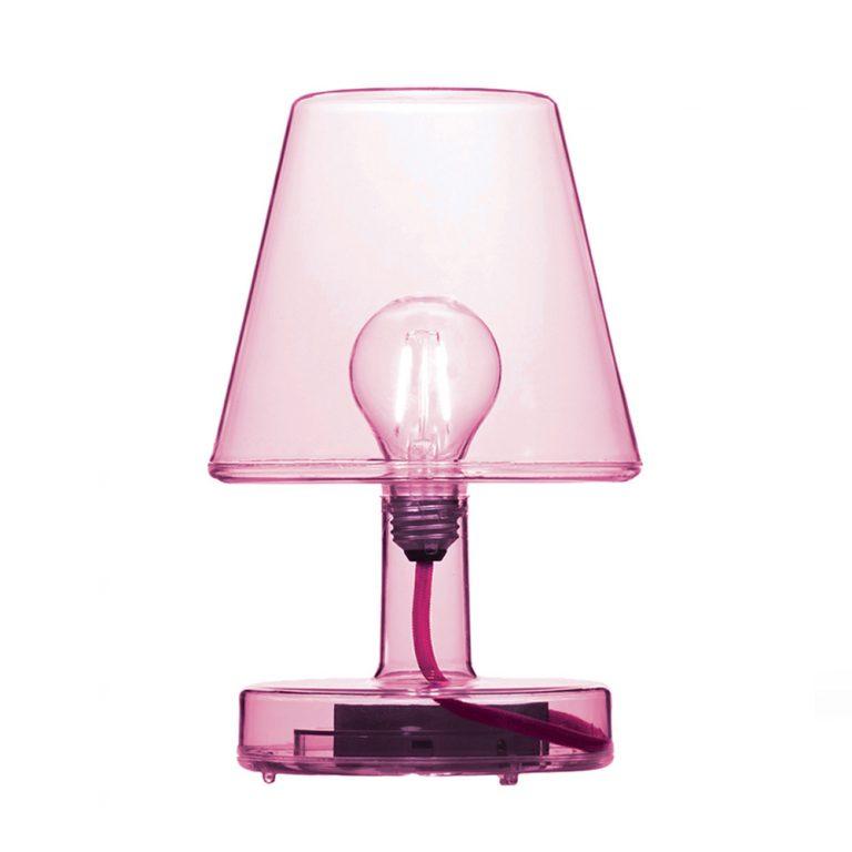 Lampe led transloetje fatboy violet