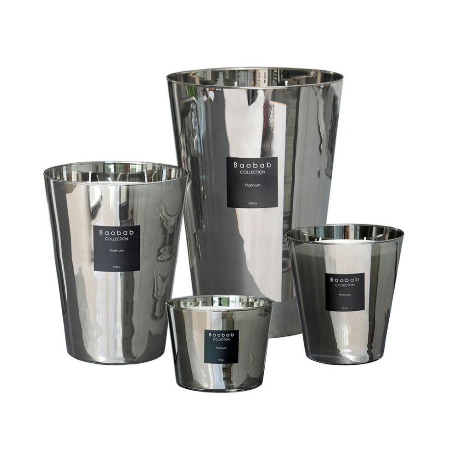 Bougie Platinum Baobab Collection