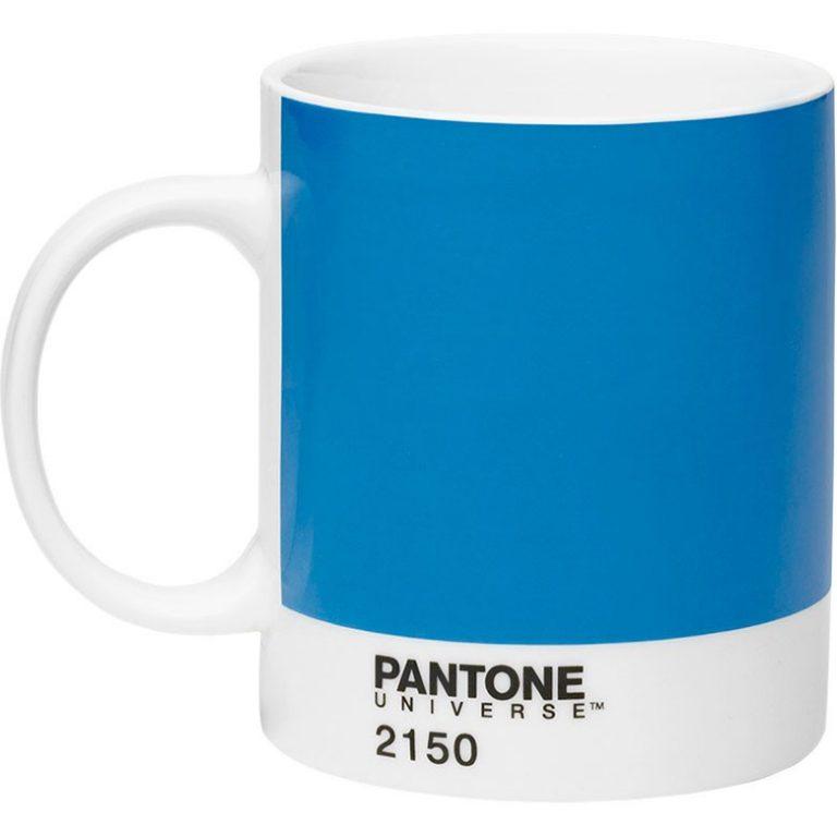 Mug Pantone bleu 2150