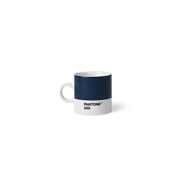 Tasse Pantone bleu marine 289