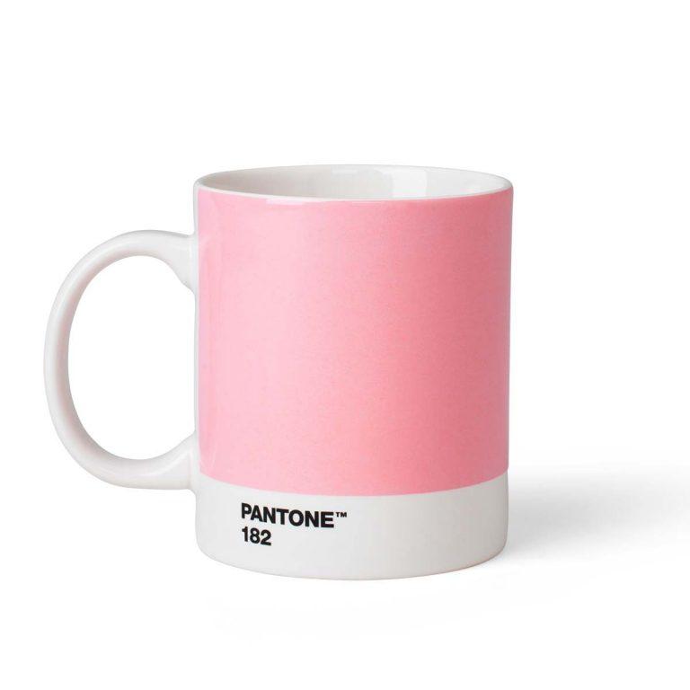 Mug Pantone rose clair 182