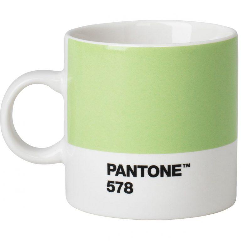 Tasse Pantone vert 578